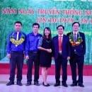 """Lễ Tuyên dương """"Sao Vàng Cao su"""" lần XV, """"Thanh niên tiêu biểu Ngành Cao su Việt Nam"""" lần VI  năm 2018"""